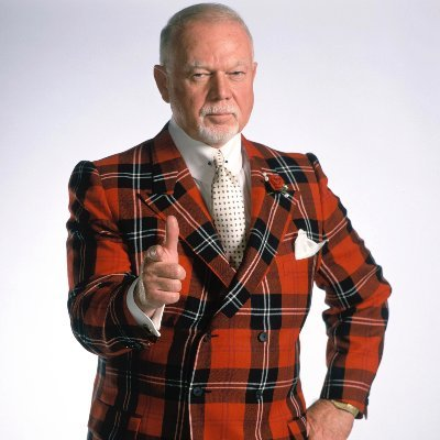 Don Cherry's name removed from charity game