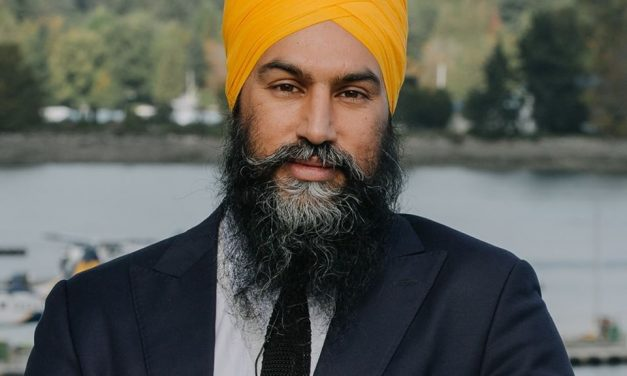 FAIL: Jagmeet Singh Slams US Airstrike, Gets Country Wrong