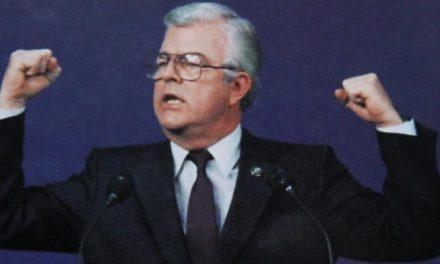 NL Political Icon John Crosbie Dead at 88