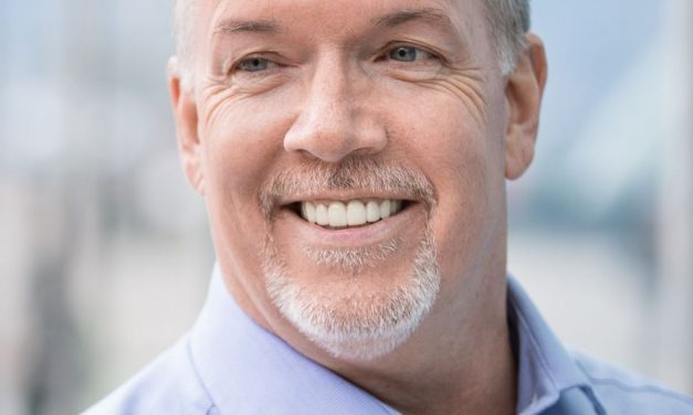 B.C. Premier John Horgan trips up in his virtue-signalling sword dance