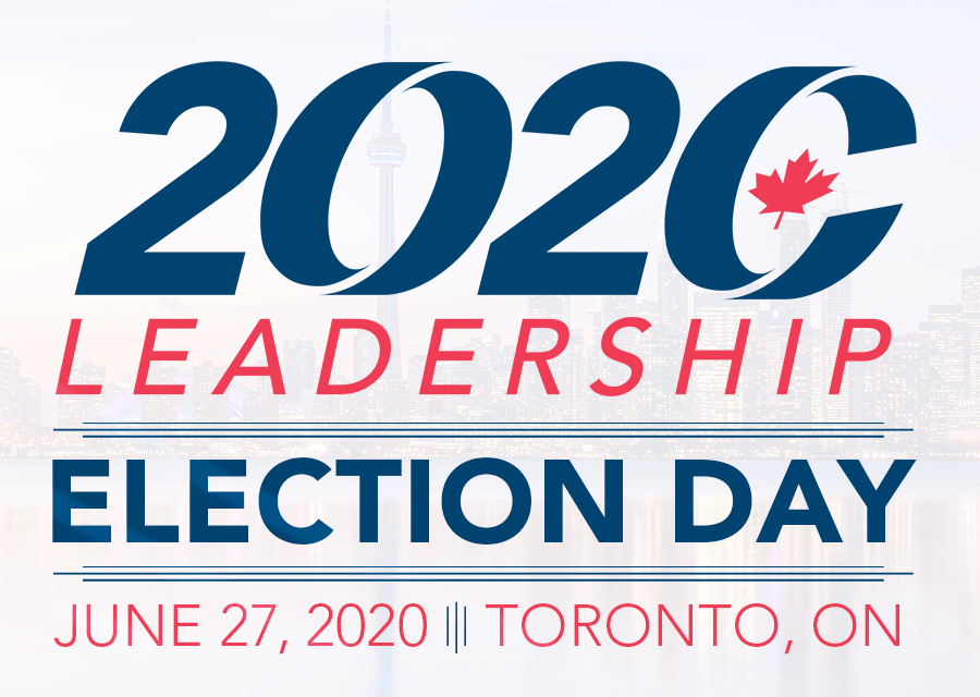 About 2020 Conservative Party Leadership Race