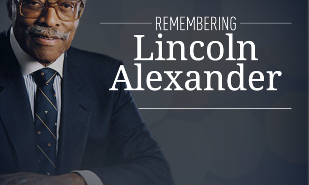 The Hon. Andrew Scheer, Leader of Canada's Conservatives, issues statement in Honour of Lincoln MacCauley Alexander