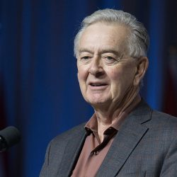 Chris Selley: Preston Manning's cachet had faded, but there is no one to replace him
