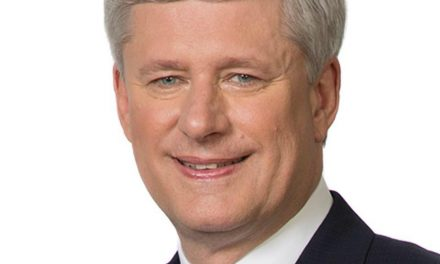 Stephen Harper named to Order of Canada