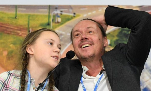 Facebook Glitch Reveals Greta Thunburg's Father Posting As Teenage Climate Activist