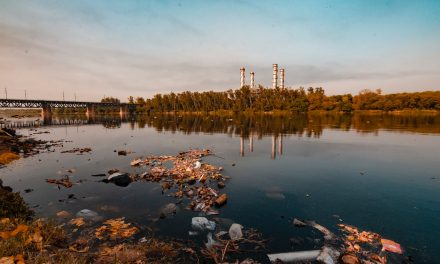 400 billion gallons of raw sewage was dumped into Canadian water