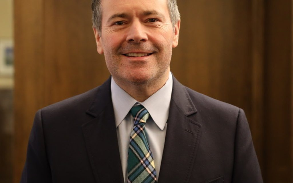 Don Braid: In public shift, Jason Kenney says Alberta has to go green over time