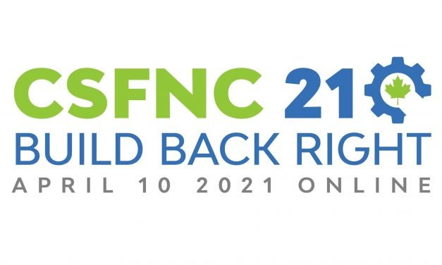 Canada Strong and Free Networking Conference 2021